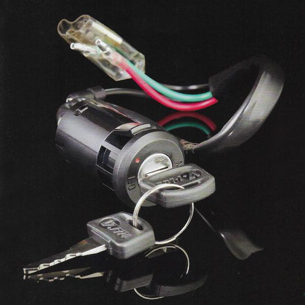 سوئیچ تکی موتور سیکلت با مغزی فلزی وی پلاس