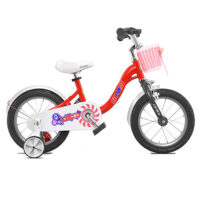 دوچرخه شهری قناری مدل Lalipop سایز 12